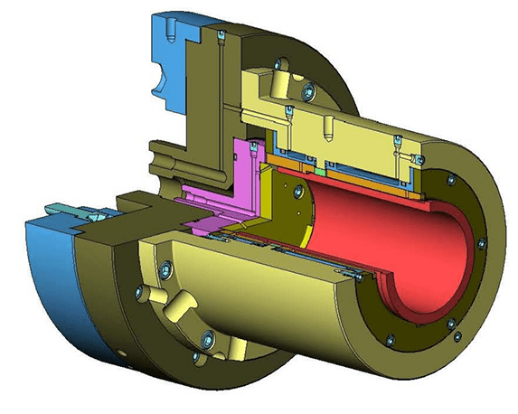Cameron Hydraulic Chucks & Arbors