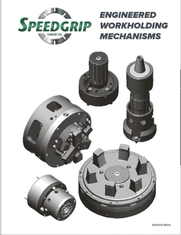Engineered Workholding Mechanisms