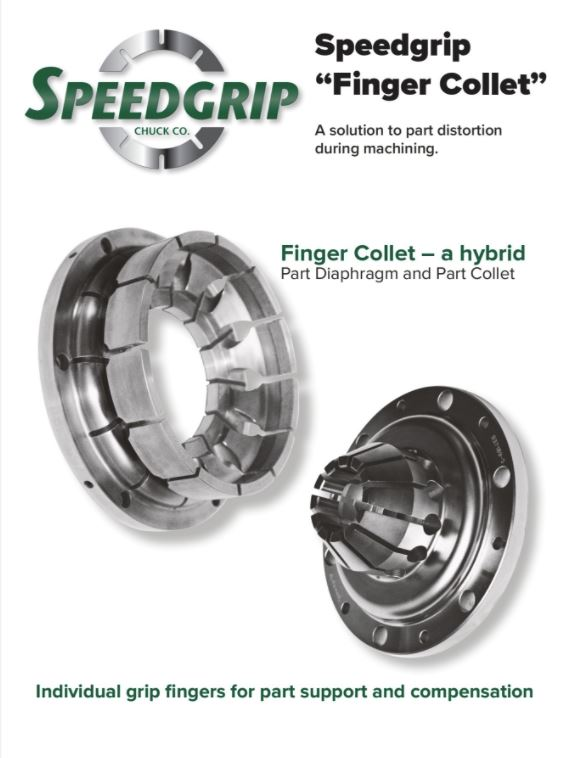 Diaphragm & Finger Chucks catalog