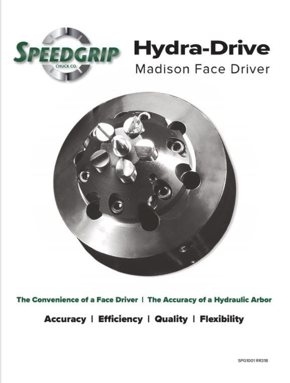 hydra drive flier image