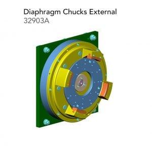 Diaphragm Chucks External 32903A