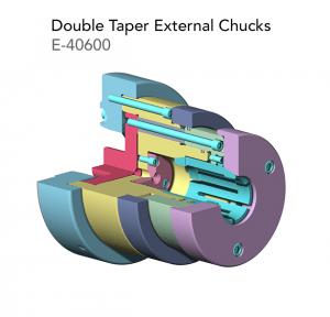 Double Taper External ChucksE 40600