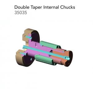 Double Taper Internal Chucks 35035 1