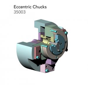 Eccentric Chucks 35003