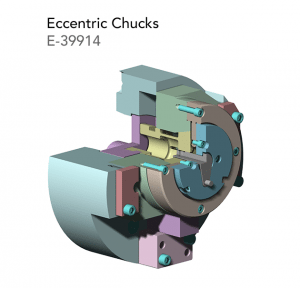 Eccentric Chucks E 39914