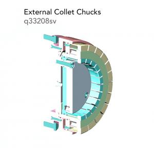 External Collet Chucks q33208sv