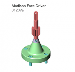 Madison Face Driver 01209a