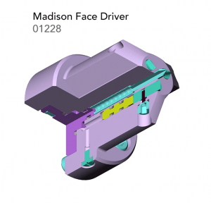 Madison Face Driver 01228