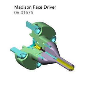 Madison Face Driver 06 01575