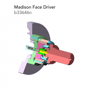 Madison Face Driver b33646n