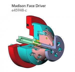 Madison Face Driver e45948 c