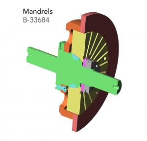 Mandrels B 33684