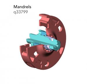 Mandrels q33799
