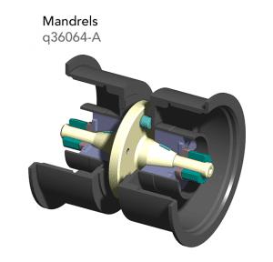 Mandrels q36064 A