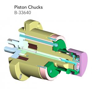 Piston Chucks B 33640