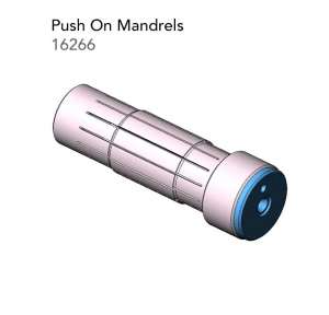 Push On Mandrels 16266