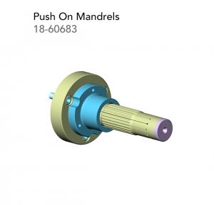 Push On Mandrels 18 60683