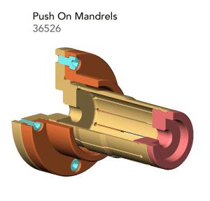 Push On Mandrels 36526