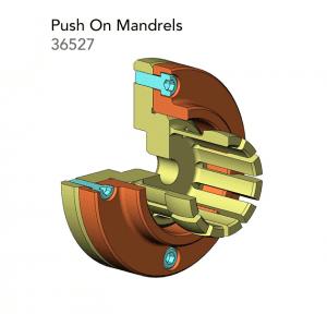 Push On Mandrels 36527