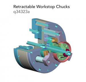 Retractable Workstop Chucks q34323a