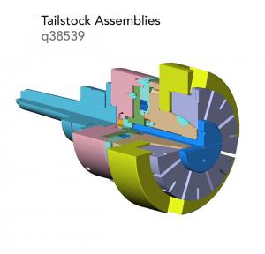 Tailstock Assemblies q38539