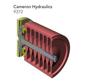 cameron hydraulics 9372