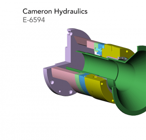 cameron hydraulics E 6594