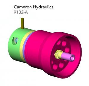 cameron hydraulics 9132 A