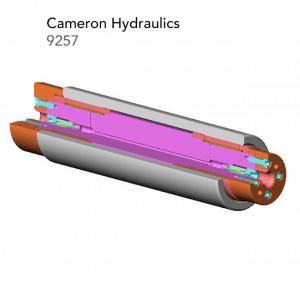 cameron hydraulics 9257