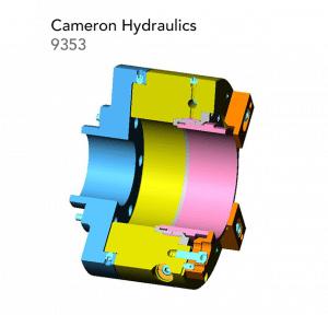 cameron hydraulics 9353