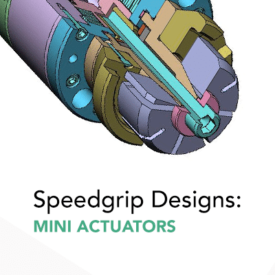 examples thumbnail speedgrip Mini Actuators