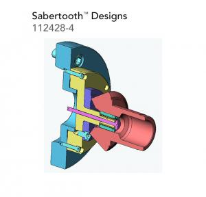 Sabertooth Designs 112428 4