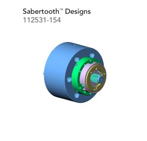 Sabertooth Designs 112531 154