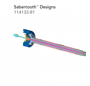 Sabertooth Designs 114133 81