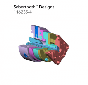 Sabertooth Designs 116235 4
