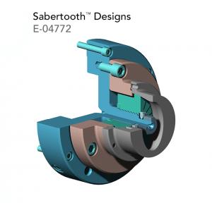 Sabertooth Designs E 04772
