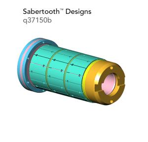 Sabertooth Designs q37150b