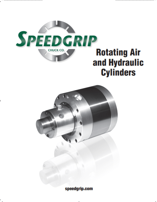 Speedgrip Chuck Co. Product Catalog Cylinders 1